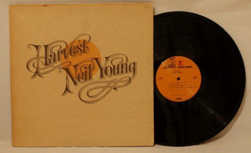 Neil Young, Harvest,
