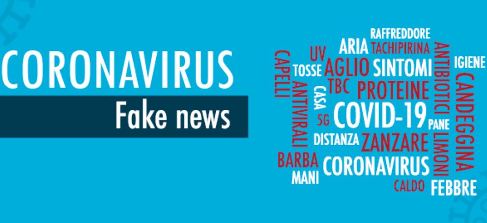 Covid 19, Coronavirus, Fake news