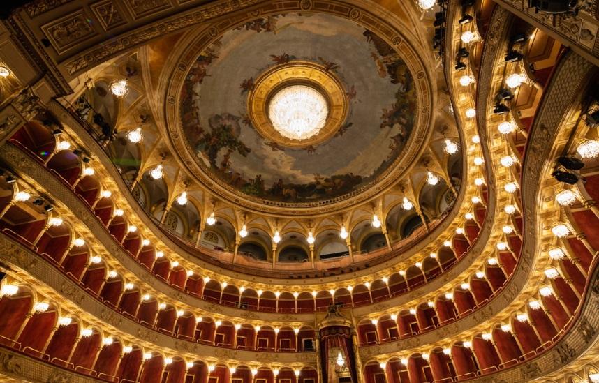 Teatro dell'Opera di Roma, panoramica