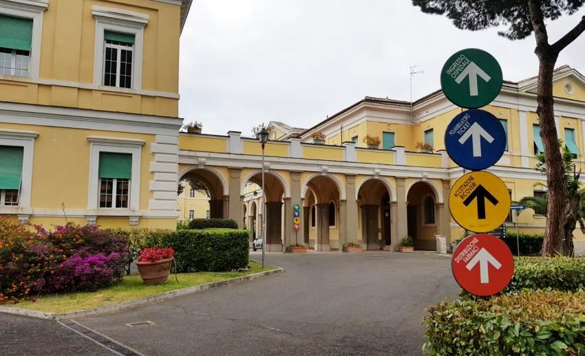 Covid 19, Ospedale Lazzaro Spallanzani