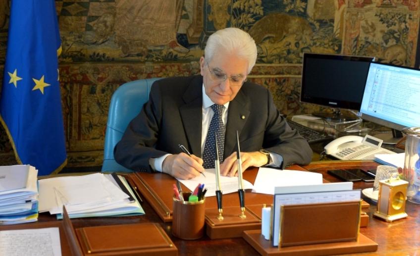Petizione al Presidente Sergio MattarellaPresidente Sergio Mattarella