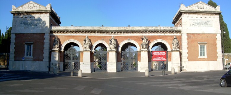 cimiteri Roma