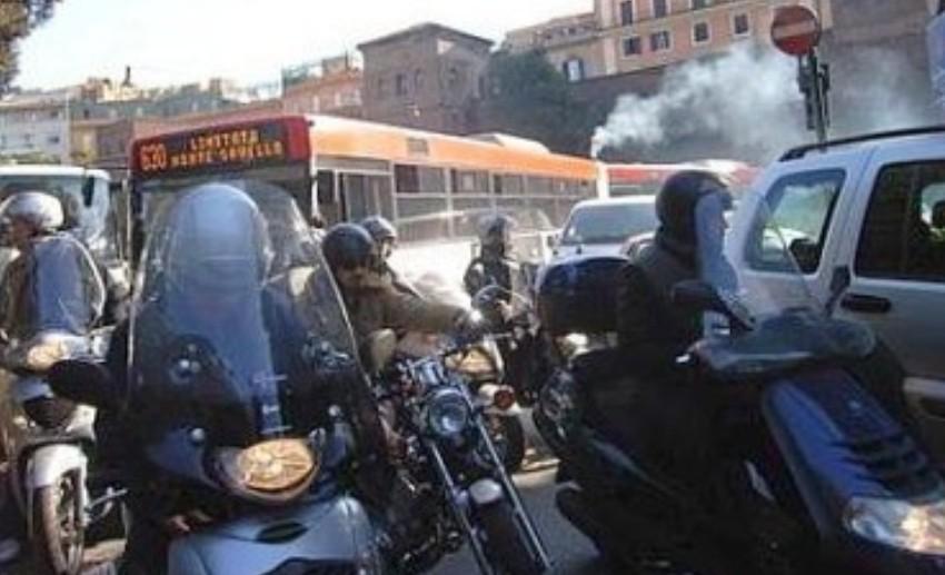 roma ausiliari del traffico
