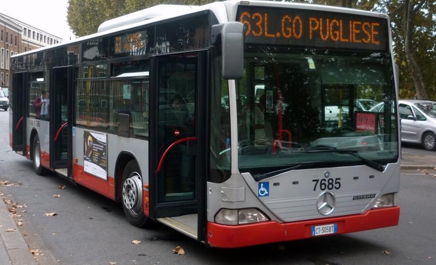 potenziamento bus scolastici