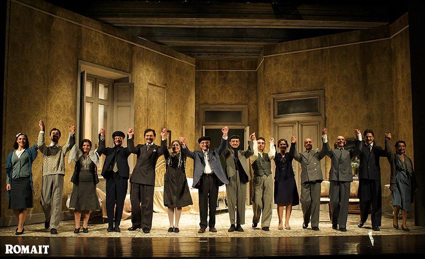 Teatro Parioli Peppino De Filippo Natale In Casa Cupiello Romait