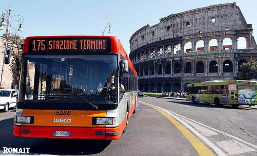 Lavori ad agosto a Roma