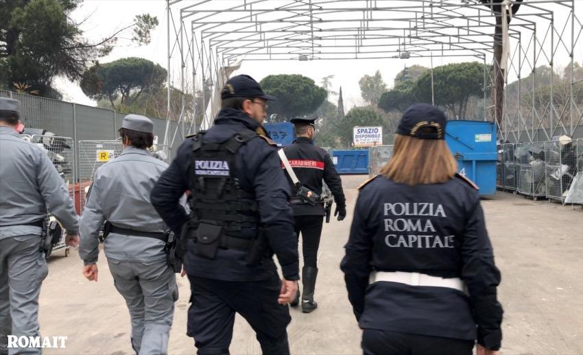 Polizia locale, difesa