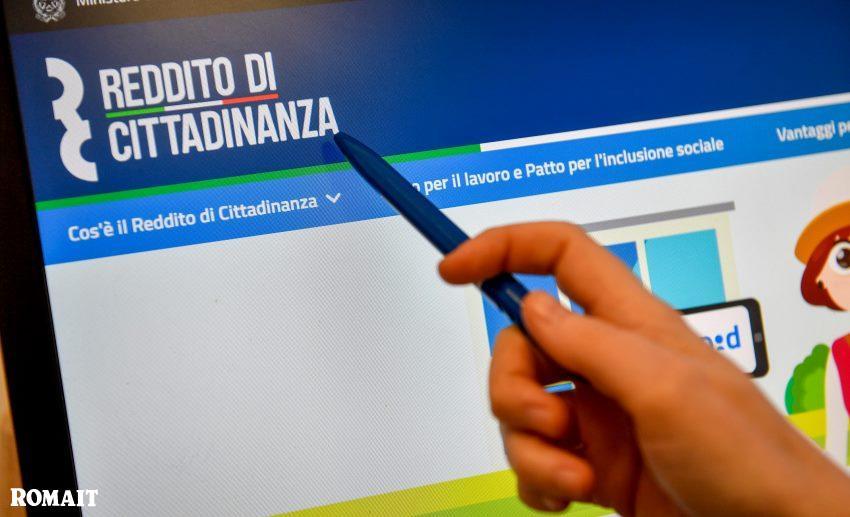 voto sul mes: reddito di cittadinanza