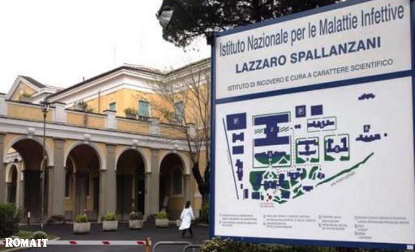 Aumento casi agosto, ospedale Spallanzani