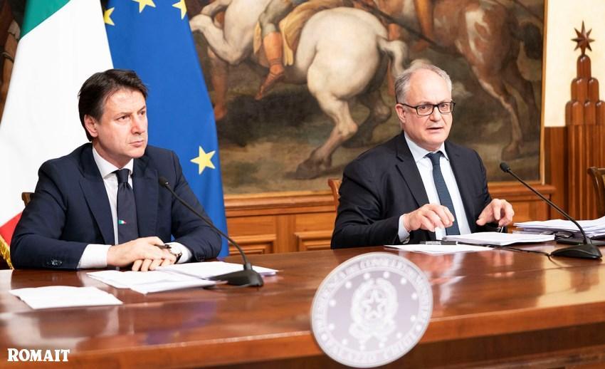 governo ed economia: conte e gualtieri