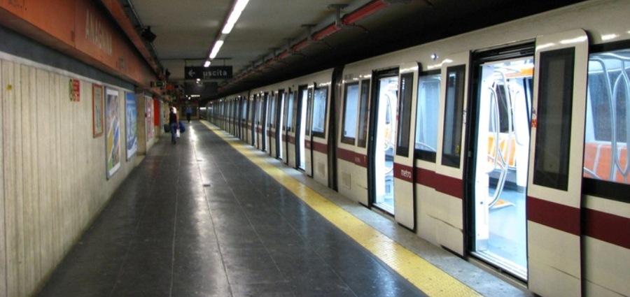 metro b chiusura