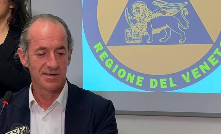 Riforme, Luca Zaia, Regione Veneto