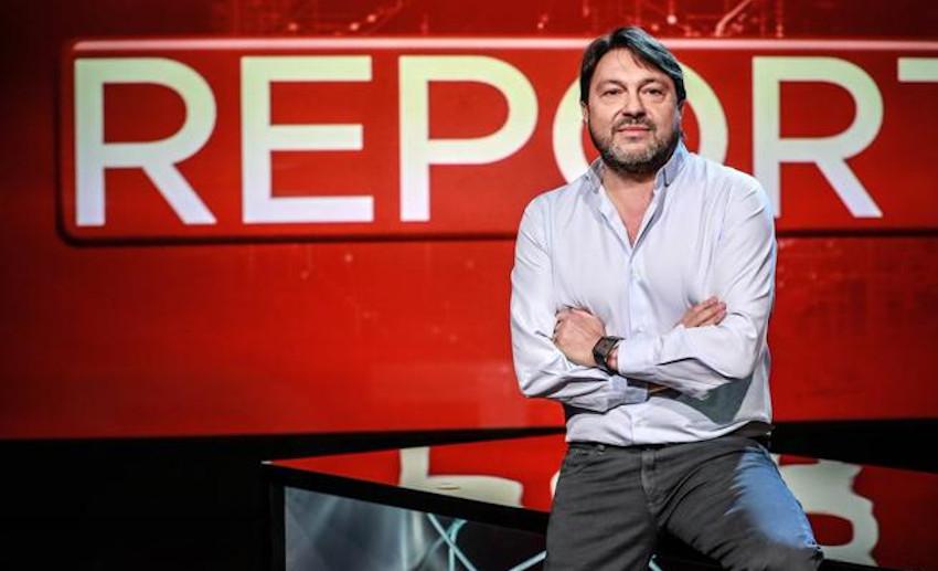 Ranucci risponde, conduttore Report