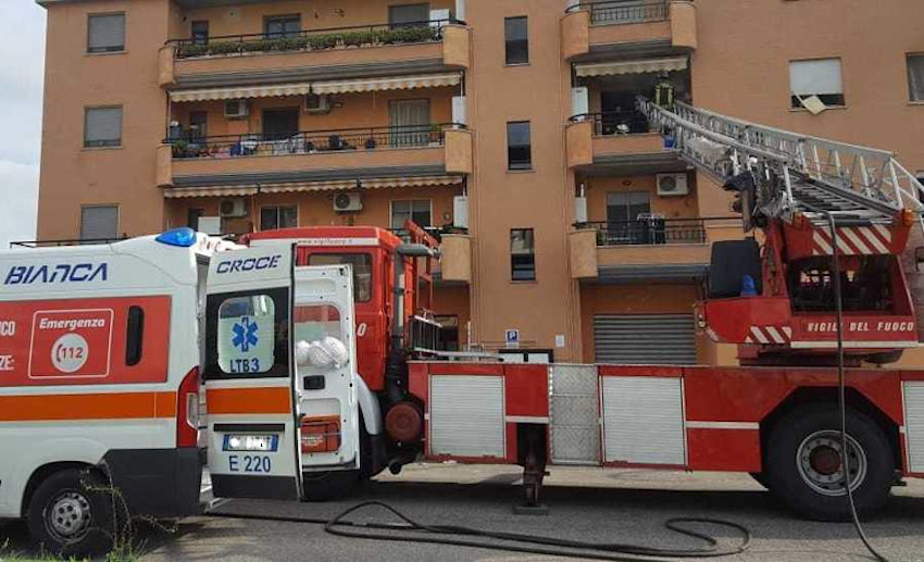 Torino incendio