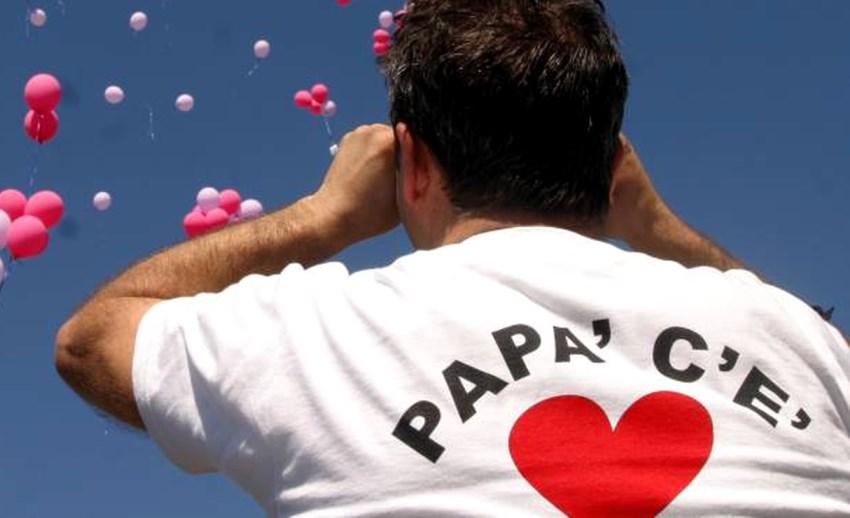 Papà materno, padri separati