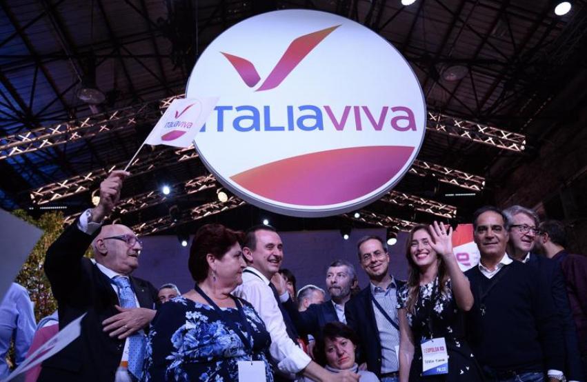 coordinatori municipali italia viva