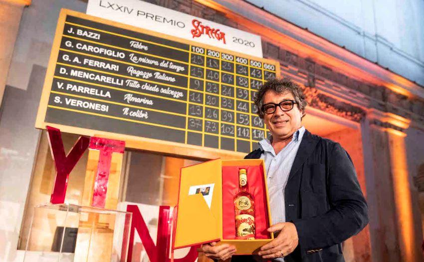 Sandro Veronesi, Premio Strega 2020