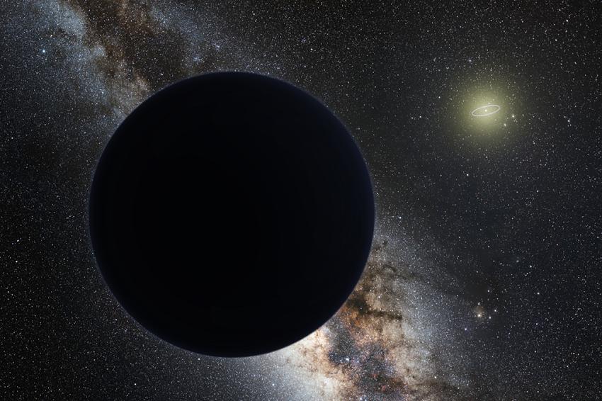 astronomia: pianeta 9