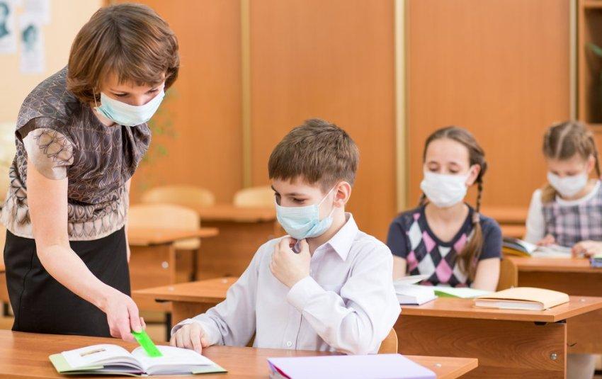 Scuola quarantena