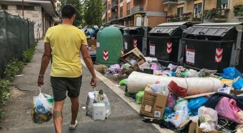 le emergenze di roma