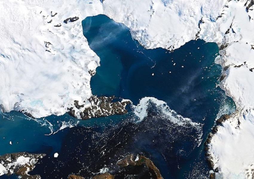 clima: l'antartide vista dallo spazio
