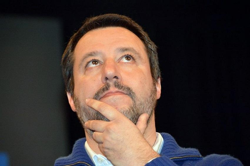 italia viva ritira i ministri: matteo salvini