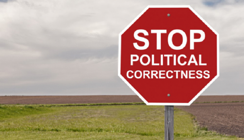 lockdown del pensiero: stop politically correct