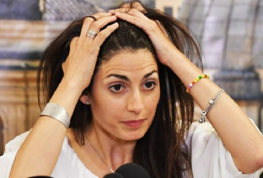 virginia raggi shock