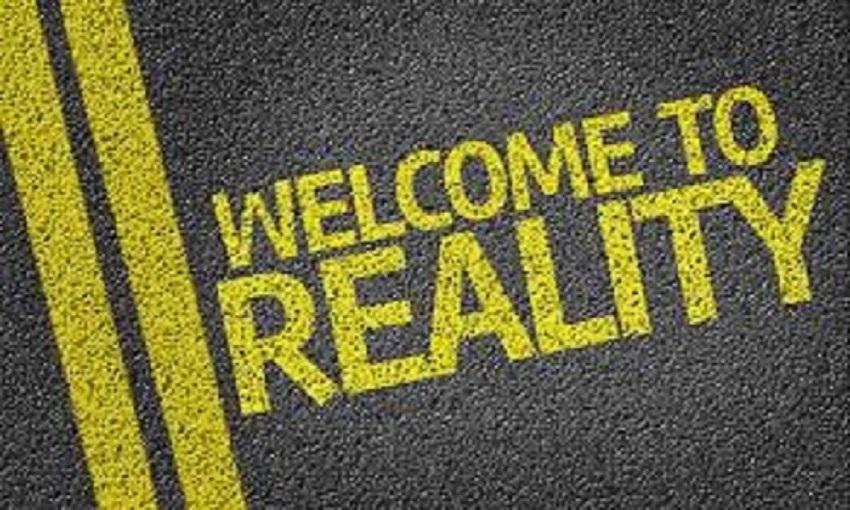 benvenuti nel mondo reale