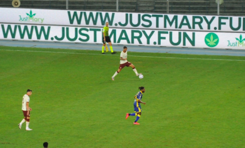 JustMary sponsor Calcio