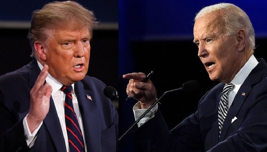 america 2020: trump vs. biden