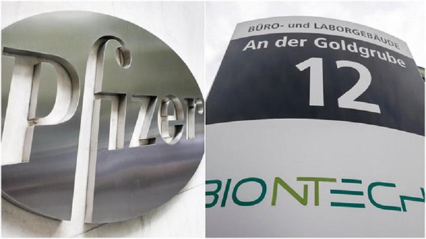 pandemia da covid-19: pfizer-biontech