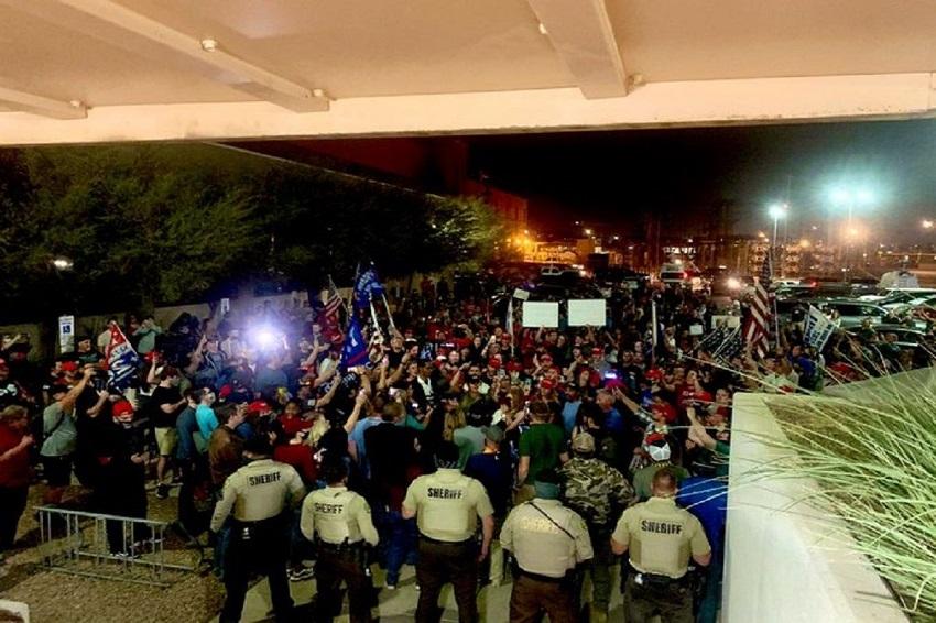 proteste dopo usa 2020
