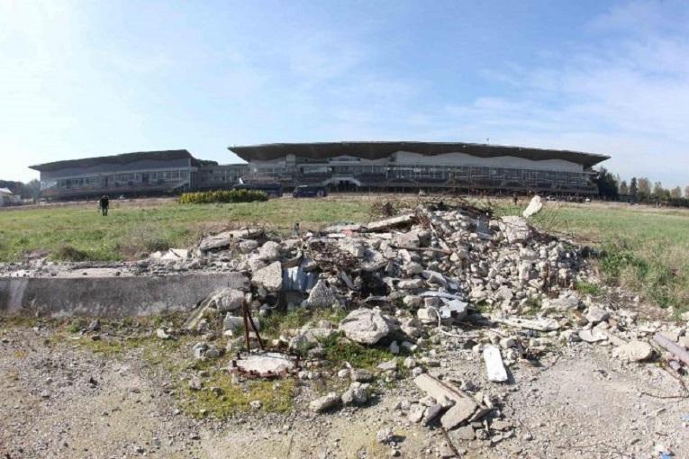 stadio della roma: tor di valle