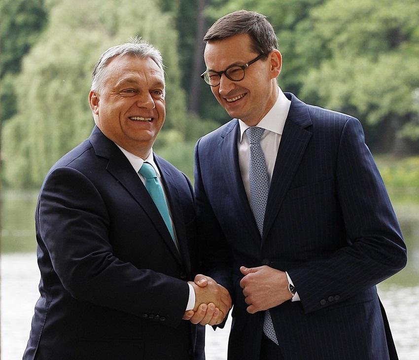 recovery plan: viktor orbán e mateusz morawiecki
