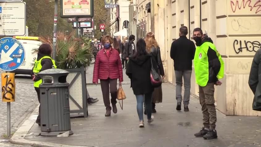 roma vie shopping controlli