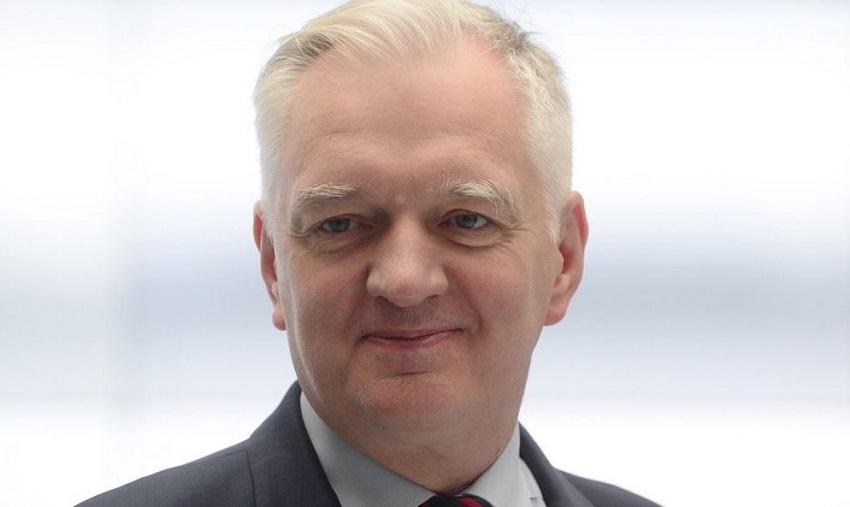 recovery plan: jarosław gowin