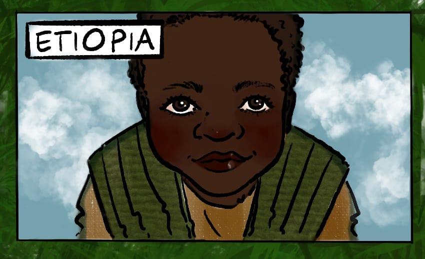 Agitu, Pastora Etiopia