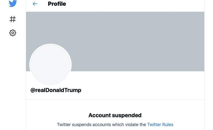 Banning Twitter