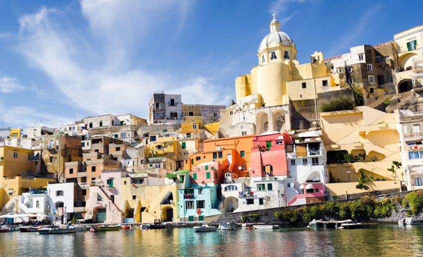La Capitale della Cultura Italiana 2022 Procida