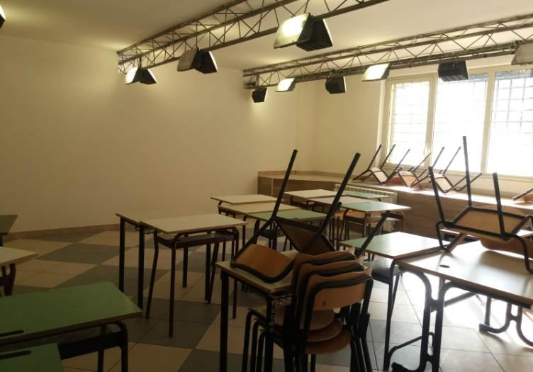 scuole campidoglio roma riscaldamenti