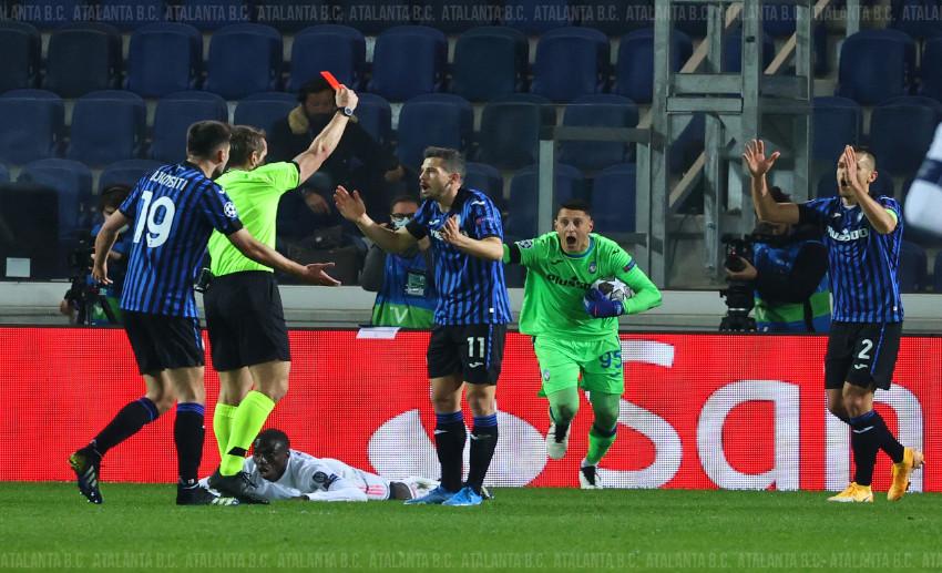 Champions Atalanta Real