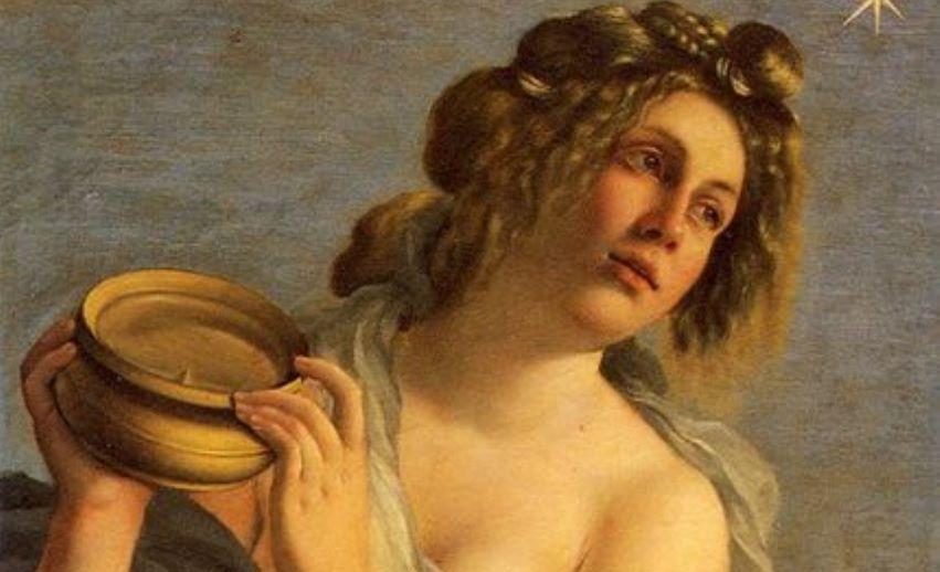 Artemisia Gentileschi, Allegoria dell'inclinazione