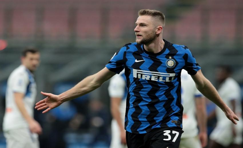 Skriniar Inter 26° Serie A