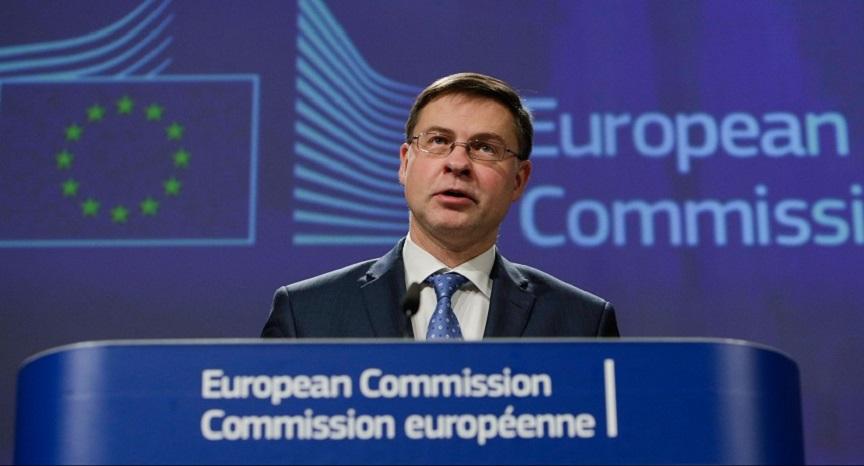 euro-sovranismo: valdis dombrovskis
