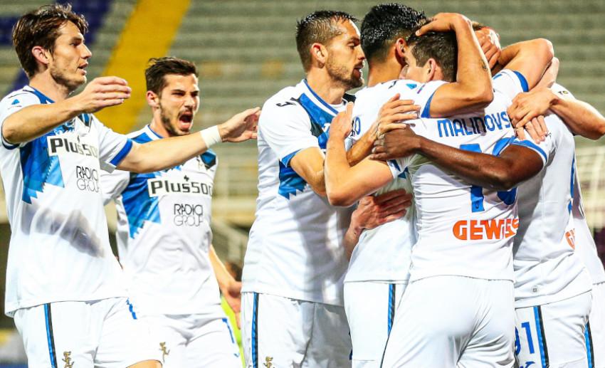 Atalanta 30° giornata campionato