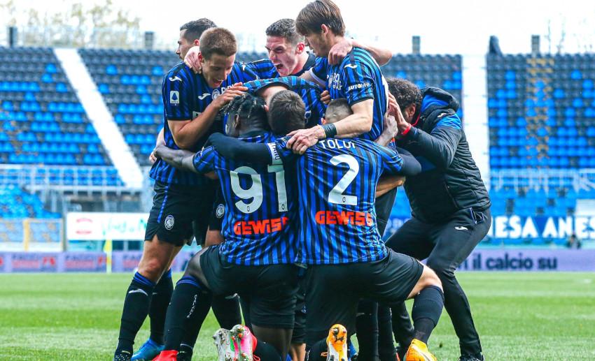 Campionato Atalanta Juventus 31°