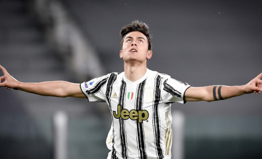 Dybala Juventus Scudetto