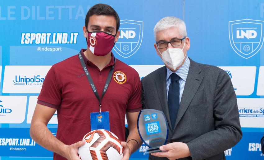 Gabriele Gargano eSports Campionato