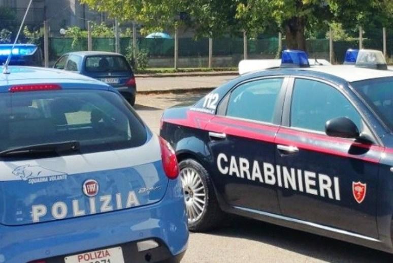 carabinieri poliziotti assembramenti corigliano-rossano cosenza covid19